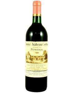 1990 vieux chateau certan Bordeaux Red