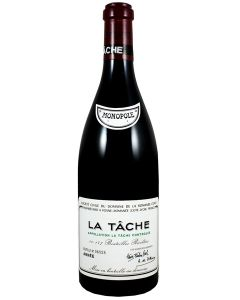 1991 drc la tache Burgundy Red