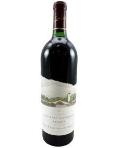 1991 mondavi reserve cabernet sauvignon California Red