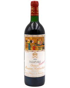 1991 mouton rothschild Bordeaux Red