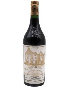 1992 haut brion Bordeaux Red