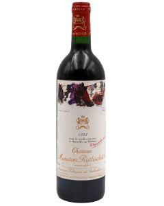1992 Mouton Rothschild