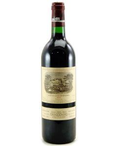 1993 lafite rothschild Bordeaux Red