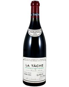 1994 drc la tache Burgundy Red