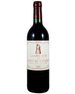 1994 latour Bordeaux Red