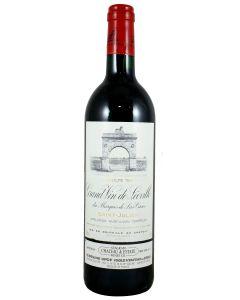 1994 leoville las cases Bordeaux Red