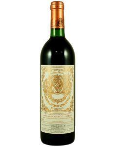 1994 pichon baron Bordeaux Red