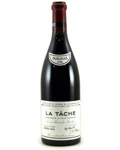 1995 drc la tache Burgundy Red