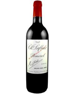 1995 lafleur Bordeaux Red