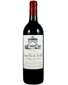 1995 leoville las cases Bordeaux Red