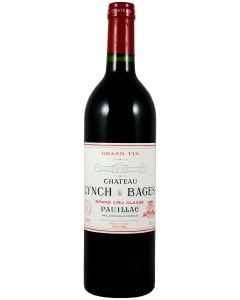 1995 lynch bages Bordeaux Red