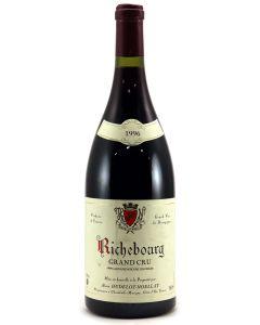 1996 alain hudelot noellat richebourg Burgundy Red
