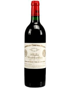 1996 cheval blanc Bordeaux Red