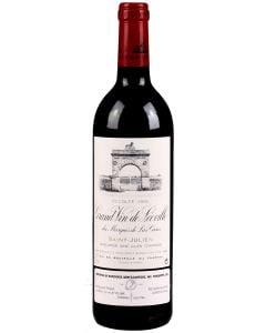 1996 leoville las cases Bordeaux Red