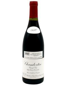 1996 leroy chambertin Burgundy Red