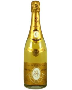 1996 louis roederer cristal Champagne