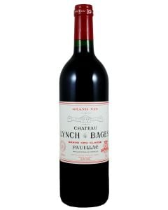 1996 lynch bages Bordeaux Red