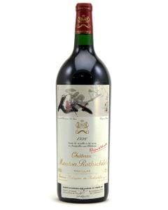 1996 mouton rothschild Bordeaux Red
