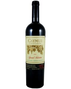 1997 caymus special selection California Red