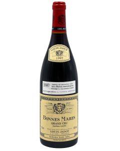 1997 louis jadot bonnes mares Burgundy Red