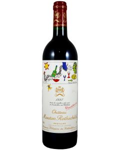 1997 mouton rothschild Bordeaux Red