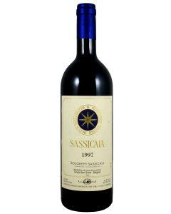 1997 sassicaia Super Tuscans/IGT