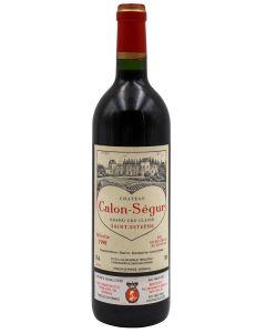 1998 calon segur Bordeaux Red