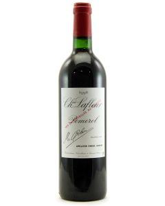 1998 lafleur Bordeaux Red