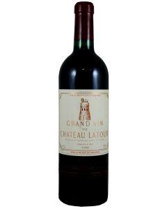 1998 latour Bordeaux Red