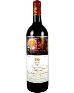 1998 mouton rothschild Bordeaux Red