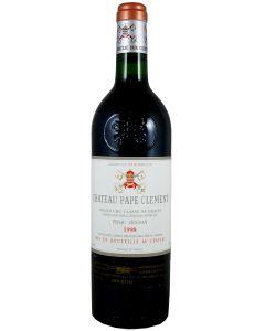1998 pape clement Bordeaux Red