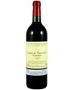 1998 trotanoy Bordeaux Red