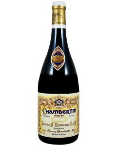 1999 armand rousseau chambertin Burgundy Red