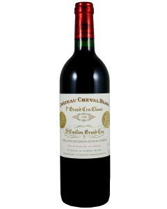 1999 cheval blanc Bordeaux Red