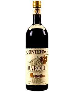 1999 giacomo conterno barolo monfortino riserva Barolo