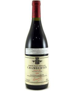 1999 jean louis trapet chambertin Burgundy Red