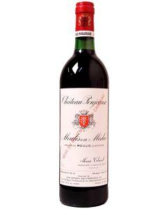 1999 poujeaux Bordeaux Red