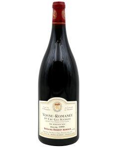 1999 robert arnoux vosne romanee les suchots Burgundy Red