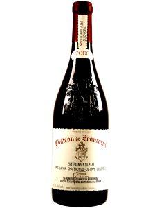 2000 beaucastel chateauneuf du pape Chateauneuf du Pape