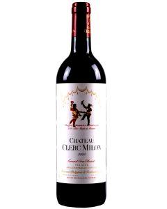 2000 clerc milon Bordeaux Red