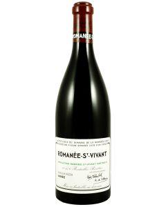 2000 drc romanee saint vivant Burgundy Red