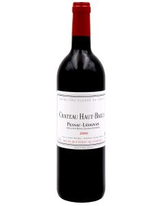 2000 haut bailly Bordeaux Red