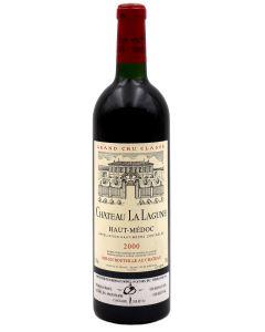 2000 la lagune Bordeaux Red