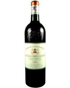 2000 pape clement Bordeaux Red