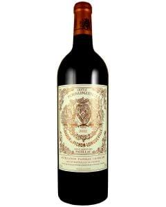 2000 pichon baron Bordeaux Red
