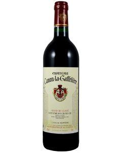 2001 canon la gaffeliere Bordeaux Red