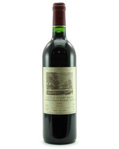 2001 duhart milon Bordeaux Red