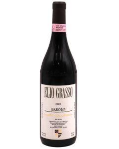 2001 elio grasso barolo gavarini chiniera Barolo
