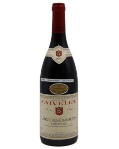 2001 faiveley latricieres chambertin Burgundy Red