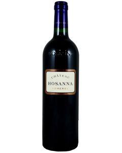 2001 hosanna Bordeaux Red